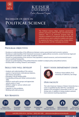 PoliticalScience