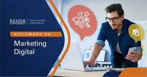 keiser university marketing digital diplomado