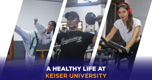 lifestyle in keiser university latin american campus