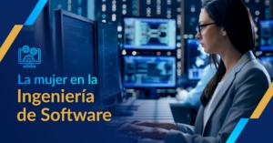 la mujer en la ingenieria de software
